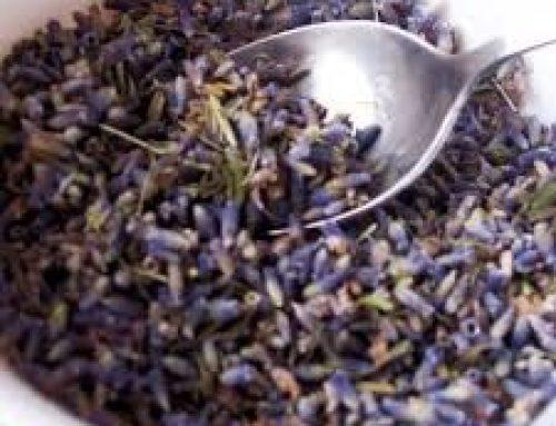 Chá de Alfazema