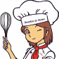 Desafios da cozinha sem glúten Logo